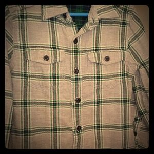 Baby Gap Long Sleeve Flannel